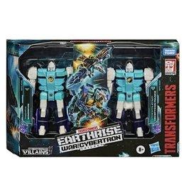 Hasbro Transformers War for Cybertron: Earthrise WFC-E30 Decepticon Clones 2-Pack