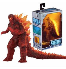 "NECA Godzilla: King of Monsters Burning Godzilla 12"" Action Figure"