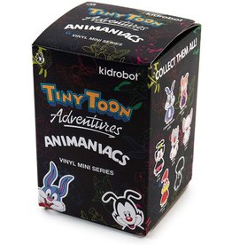 kidrobot Tiny Toon Adventures and Animaniacs Figure Individual Mystery Pack