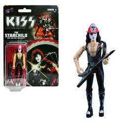 Bif Bang Pow KISS Rock and Roll Over The Starchild Action Figure