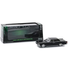 Greenlight The Matrix 1999 - 1965 Lincoln 1:43 Scale Die-Cast Vehicle