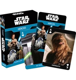 Aquarius Star Wars Light Side Playing Cards
