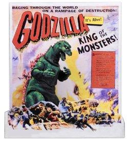 "NECA Godzilla, King of the Monsters! 6"" Godzilla (Poster Ver.)"