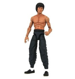 Diamond Select Toys Diamond Select Bruce Lee Series 2 Action Figure