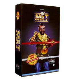 Mattel WWE Mr. T Elite Collection Action Figure Exclusive