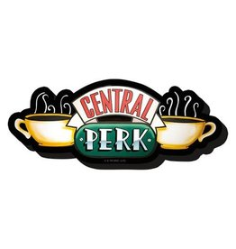 Aquarius Friends Central Perk Logo Funky Chunky Magnet