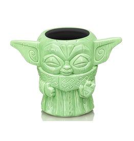 Geeki Tikis Star Wars: The Mandalorian The Child Force Pose 16 oz. Geeki Tikis Mug
