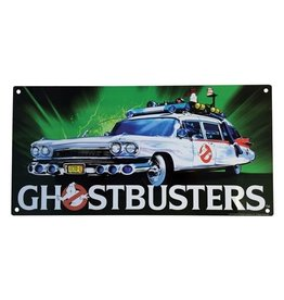 Factory Entertainment Ghostbusters - Ecto 1 Metal Sign