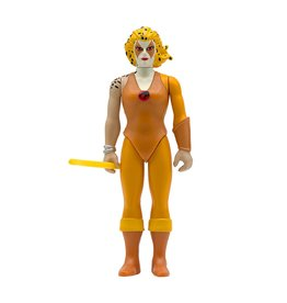 Super7 ThunderCats Cheetara 3 3/4-Inch ReAction Figure