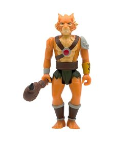 Super7 ThunderCats Jackalman 3 3/4-Inch ReAction Figure