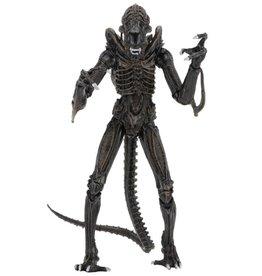 NECA Aliens Ultimate Warrior (Brown) Figure