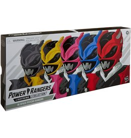 Hasbro Power Rangers Lightning Collection 6-Inch in Space Psycho Rangers 5-Pack Premium Collectible Action Figures (Exclusive)