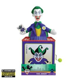 DC Collectibles The Joker Jack-in-the-Box - Convention Exclusive