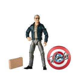 Hasbro Marvel Comics 80th Anniversary Marvel Legends Stan Lee
