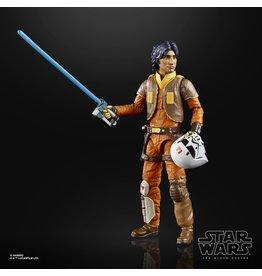 "Hasbro Star Wars The Black Series Ezra Bridger 6"" Action Figure"