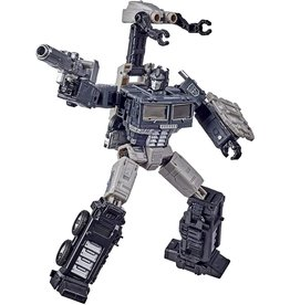 Hasbro Transformers Generations War for Cybertron: Earthrise Optimus Prime Exclusive Leader Action Figure [Sparkless Alternate Universe]