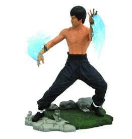 Diamond Select Toys Bruce Lee Gallery Water Statue