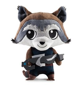 kidrobot Guardians of the Galaxy: Vol 2 Phunny Plush Rocket Raccoon