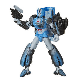 Hasbro Transformers War for Cybertron Series-Inspired Deluxe Chromia