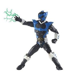 Hasbro Power Rangers Lightning Collection Psycho Blue Ranger Action Figure
