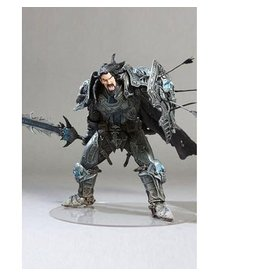 DC Unlimited World of WarCraft Human Warrior: Archilon Shadowheart figure DC Unlimited