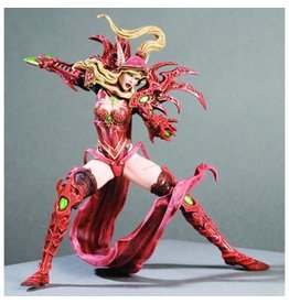 DC Unlimited World Of WarCraft Blood Elf Rogue: Valeera Sanguinar figure DC Unlimited
