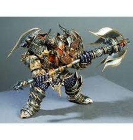 DC Unlimited World of WarCraft Dwarf Warrior: Thargas Anvilmar figure DC Unlimited
