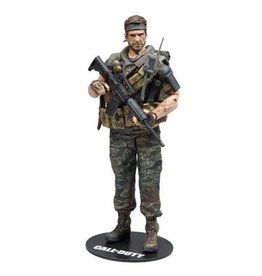 McFarlane Toys Call of Duty Series 2 Frank Woods 7-Inch Action Figure