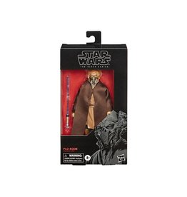 Hasbro Star Wars The Black Series Plo Koon Action Figure
