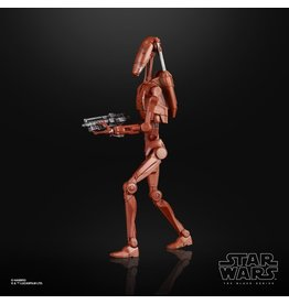 Hasbro Star Wars: The Black Series 6 inch Battle Droid (Attack of the Clones) Action Figure