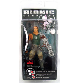 "NECA Bionic Commando - 7"" Action Figure"