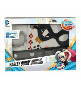 Rubies Kids Harley Quinn Accessory Kit - DC Super Hero Girls