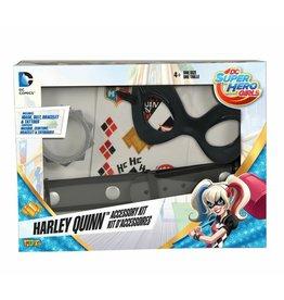 Rubies Kids Harley Quinn Accessory Kit - DC Super Hero Girls