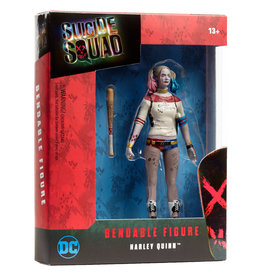 Hung Kai Suicide Squad Bendable Figure - Harley Quinn
