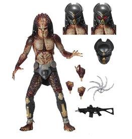 NECA The Predator Ultimate Lab Escape Fugitive Predator Action Figure