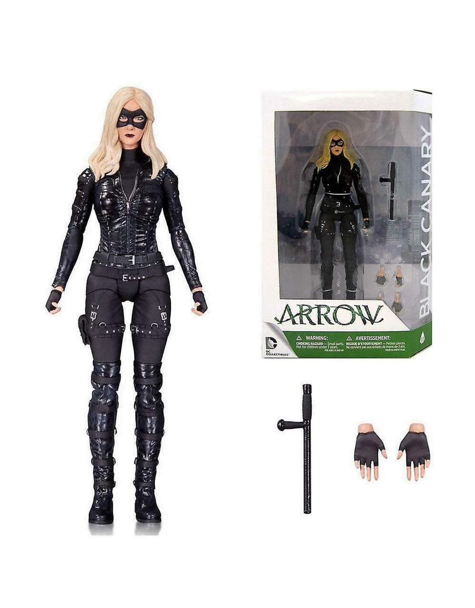 DC Collectibles DC Collectibles Arrow Black Canary Action Figure