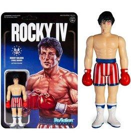 Super7 Rocky IV ReAction Rocky Balboa (Final Round) Figure