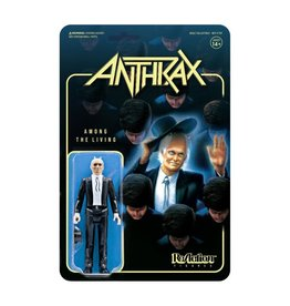 Super7 Anthrax ReAction Preacher (Among the Living) Figure