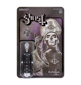 Super7 Ghost ReAction Papa Emeritus III (Black Metal) Figure