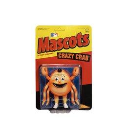 Super7 MLB Mascots ReAction Crazy Crab Figure