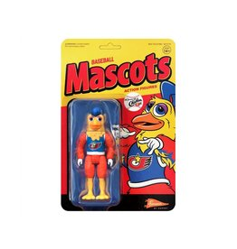 Super7 MLB Mascots ReAction San Diego Chicken Figure