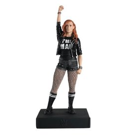 Eaglemoss WWE Championship Collection Becky Lynch Statue with Collector Magazine