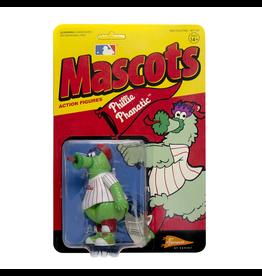 Super7 MLB Mascots ReAction Phillie Phanatic Figure