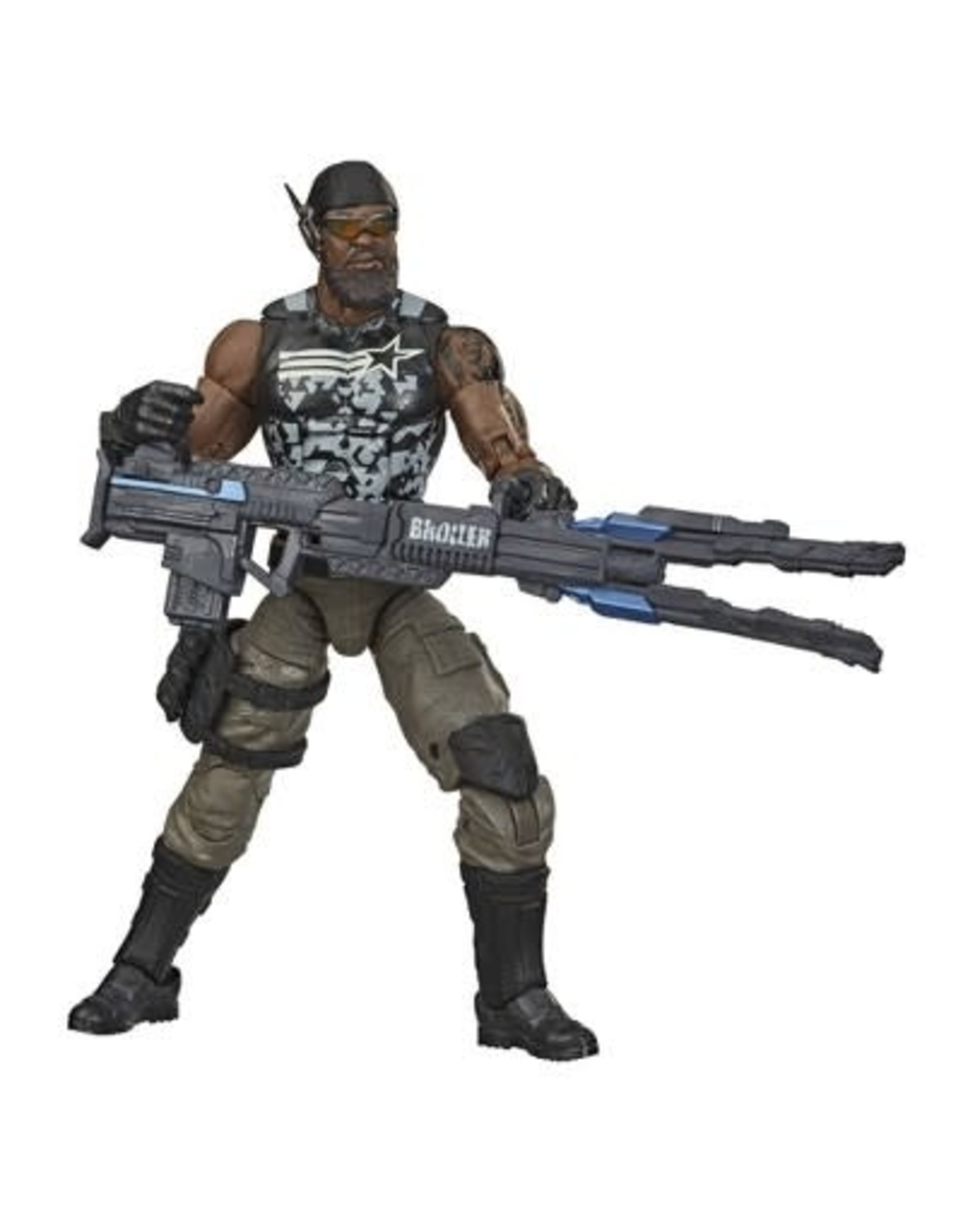 Hasbro G.I. Joe Classified Series Roadblock Exclusive Action Figure