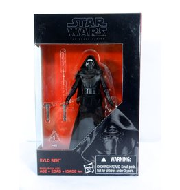 "Hasbro Star Wars Black Series Kylo Ren 3.75"" Walmart Exclusive Action Figure"