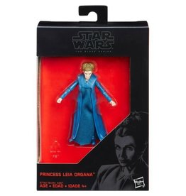 "Hasbro Star Wars The Force Awakens Princess Leia Organa Black Series 3.75"" Action Figure"