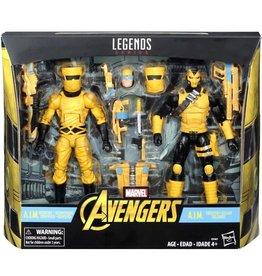 Hasbro Marvel Legends A.I.M. Trooper & A.I.M. Scientist Action Figure 2-Pack