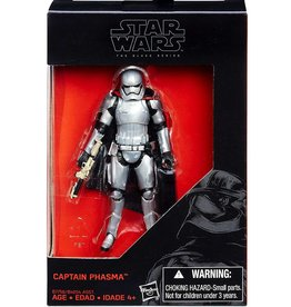 "Hasbro Star Wars Black Series Captain Phasma 3.75"" Action Figure"