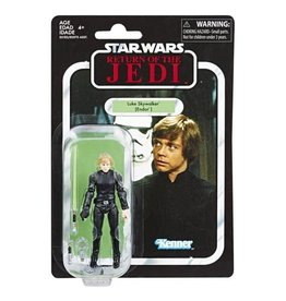 Hasbro Star Wars Return of the Jedi Vintage Collection Wave 20 Luke Skywalker Action Figure [Endor]