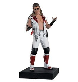Eaglemoss WWE Championship Collection Shawn Michaels Statue with Collector Magazine